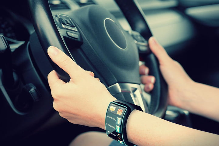 iwatch no thanks i want to ditch my key fob for a smartwatch that goes vroom