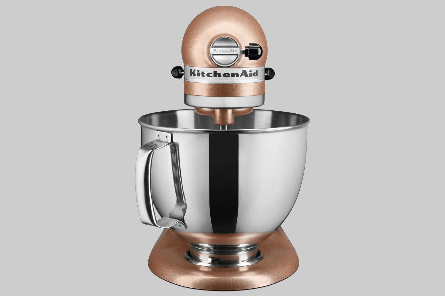 home depot drops prices on kitchenaid mixers espresso maker and food processor artisan 5 qt  10 speed toffee delight stand mi