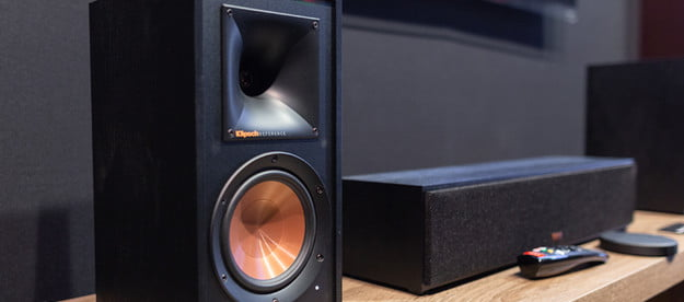 best of ces 2019 klipsch reference wireless wisa home theater system