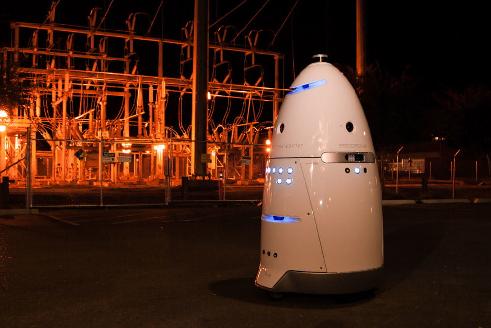 security robot knightscope k5 1625