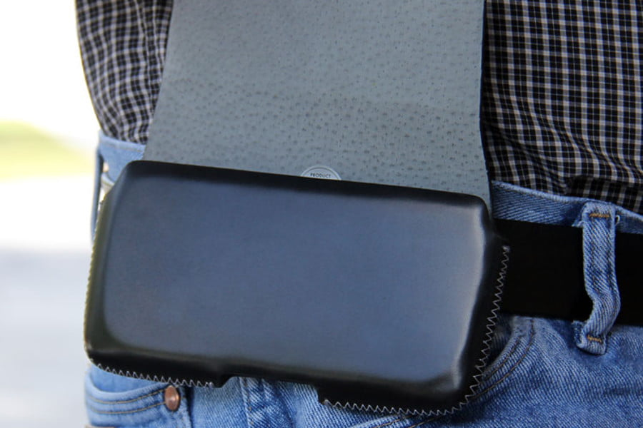 Krusell Hector 5XL Leather Pouch