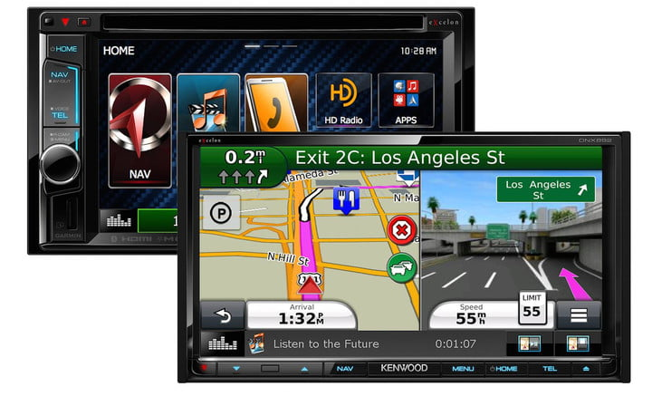 kenwood ships new dnx multimedia navigation receivers kw dnx692 892