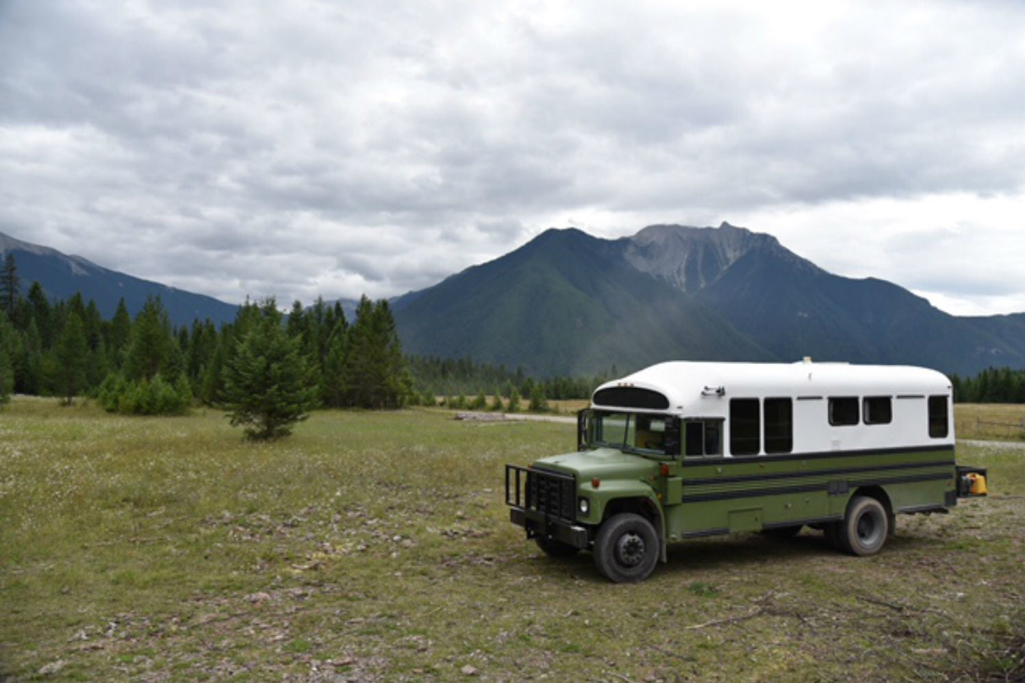 coolest bus to mobile home conversions kylevolkmanbusafter