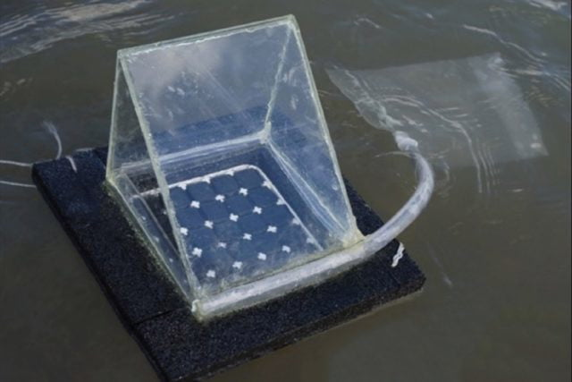 super water purifier solar lakewater 2