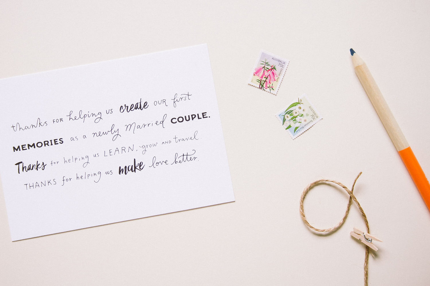 envelope uses robots to write thank you notes for your wedding landscape tyc writing