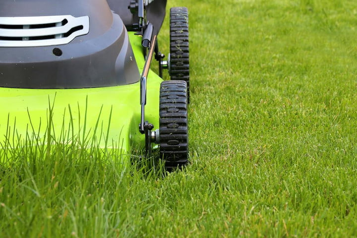 mow lawn smartphone mowz mowing