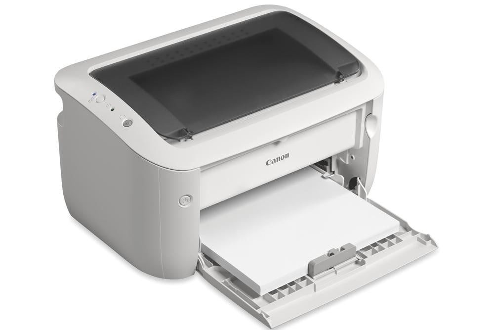 canon new printers ces2014 lbp6030w papertray 3 4 open 253