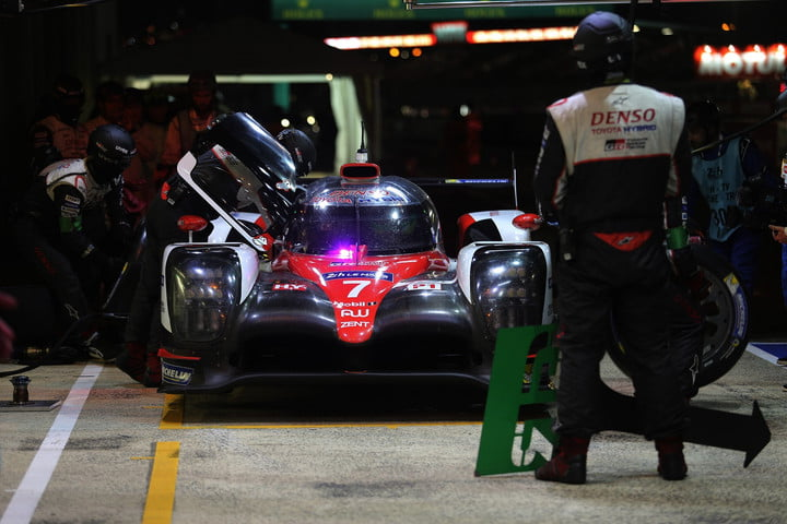 toyota ts050 clutch failure explained quotes reasons 24 hours of le mans