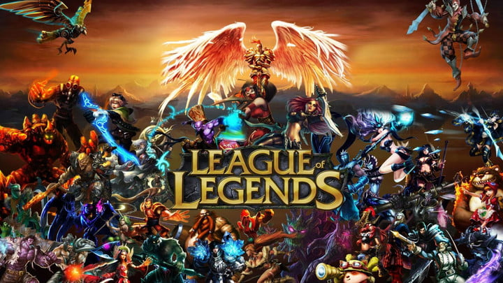 pc market grew in 2016 led by mobile and gaming league of legends