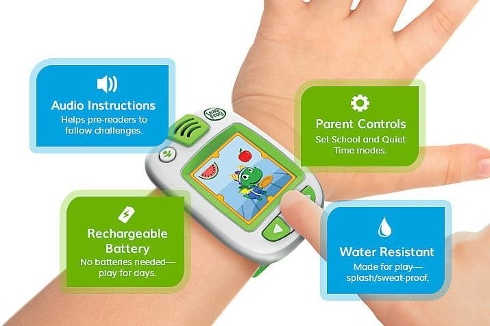leapband a wearable gadget for kids to make them even more active