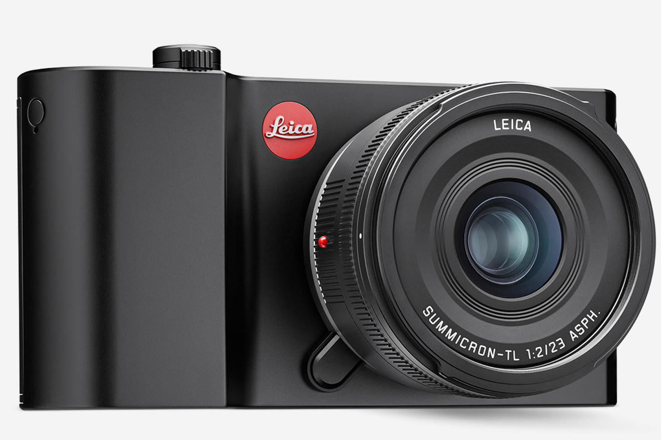 Leica TL2 black with lens