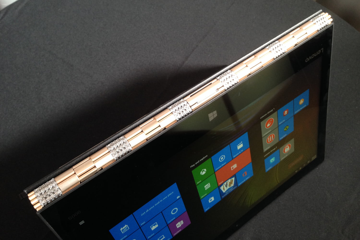 lenovo yoga 900s hands on lenovoyoga900s 5