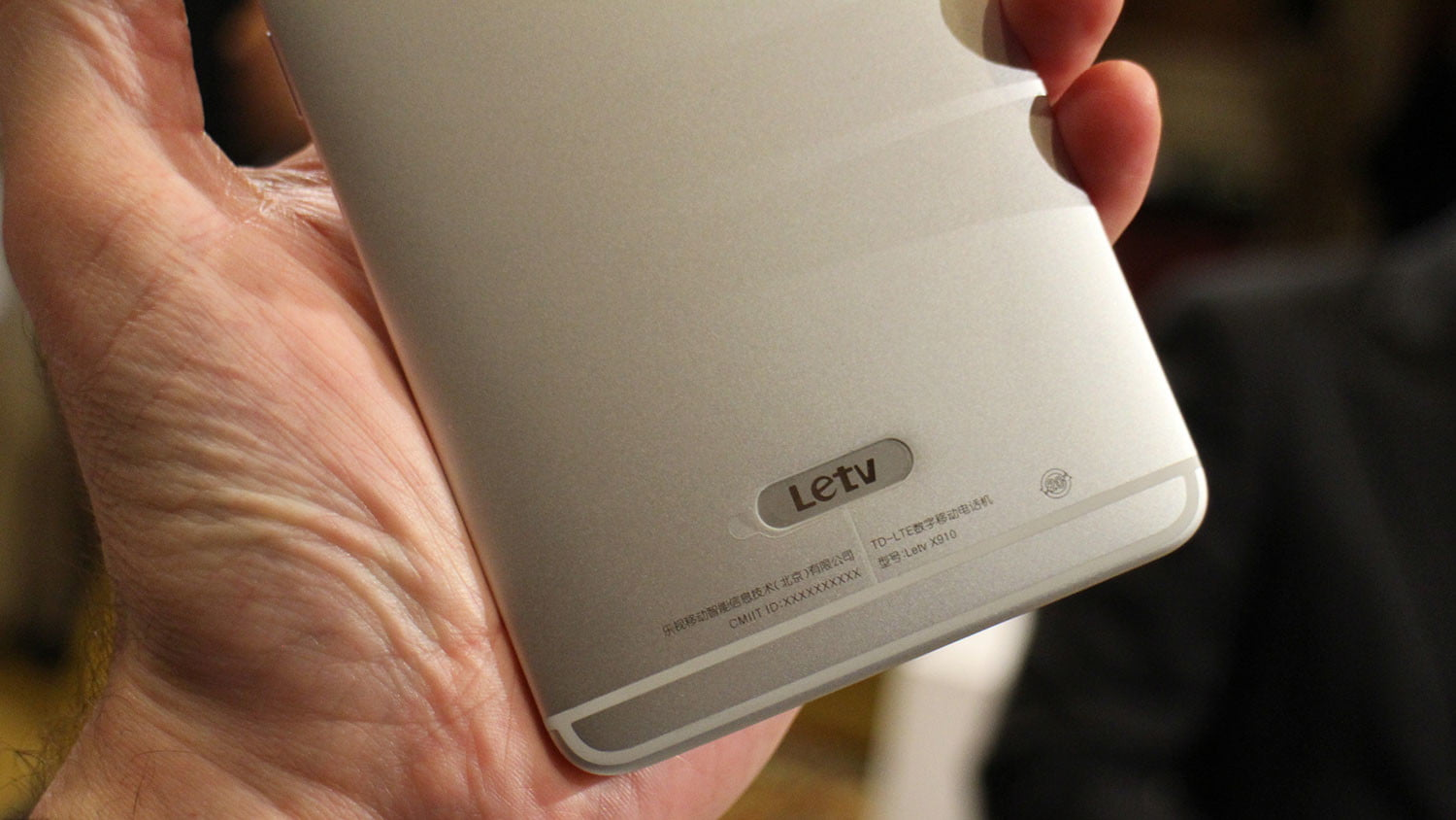 letv le max pro hands on 9820