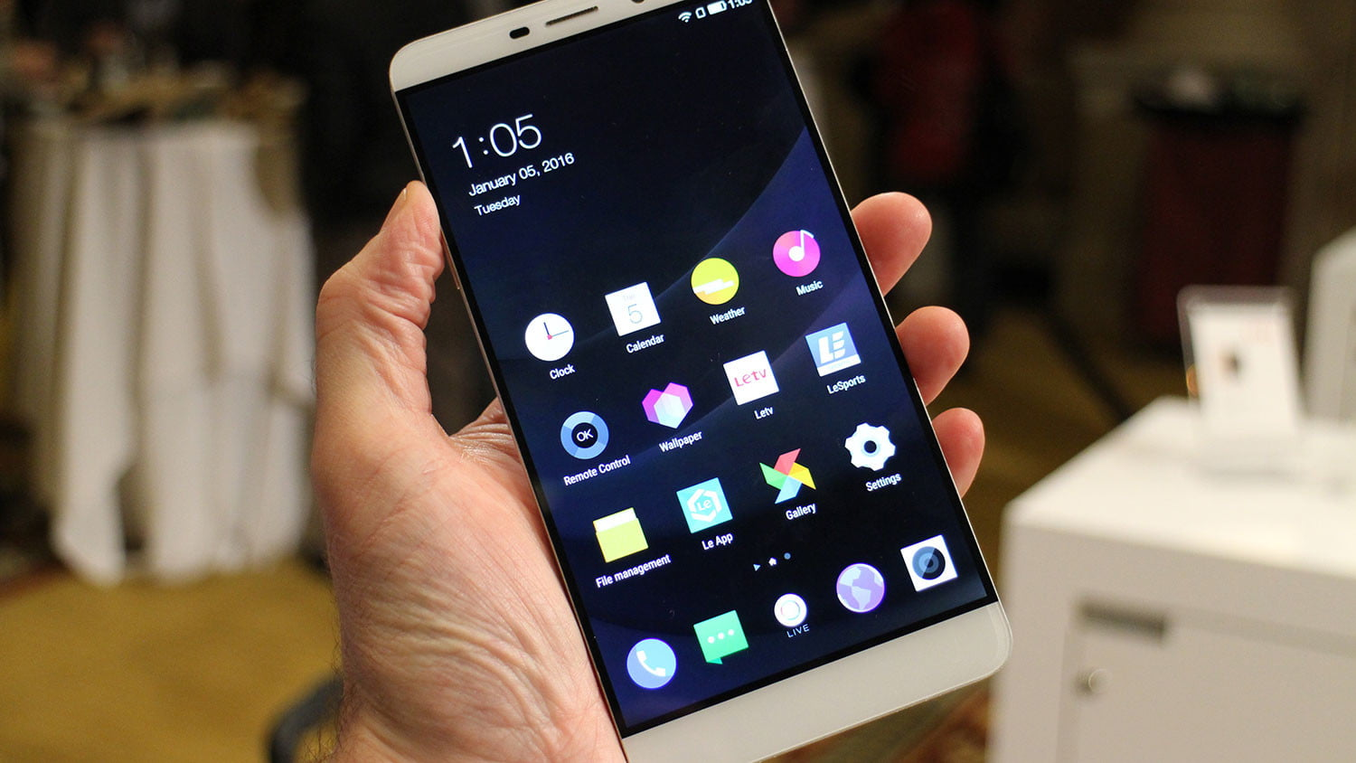 letv le max pro hands on 9826