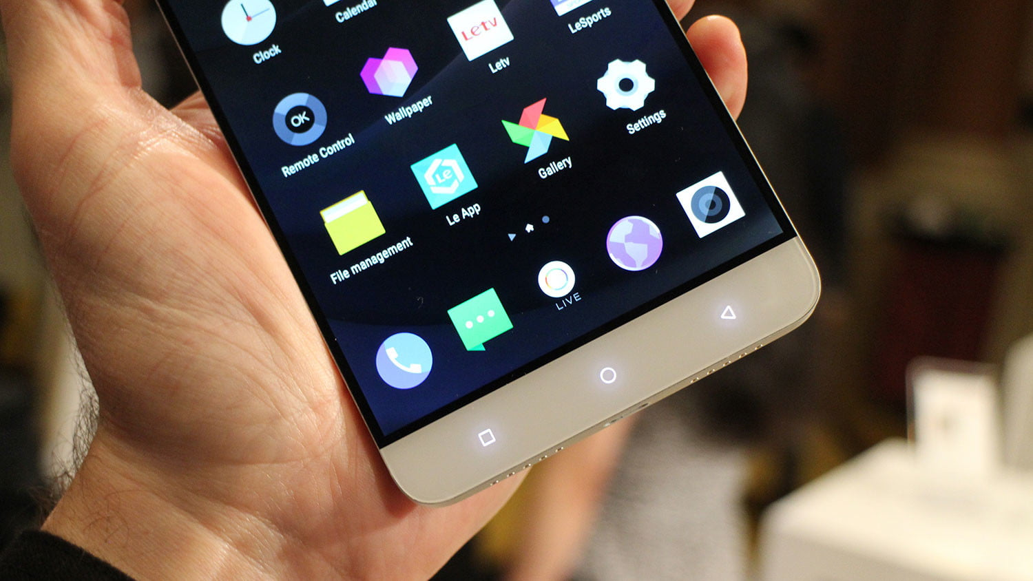 letv le max pro hands on 9828