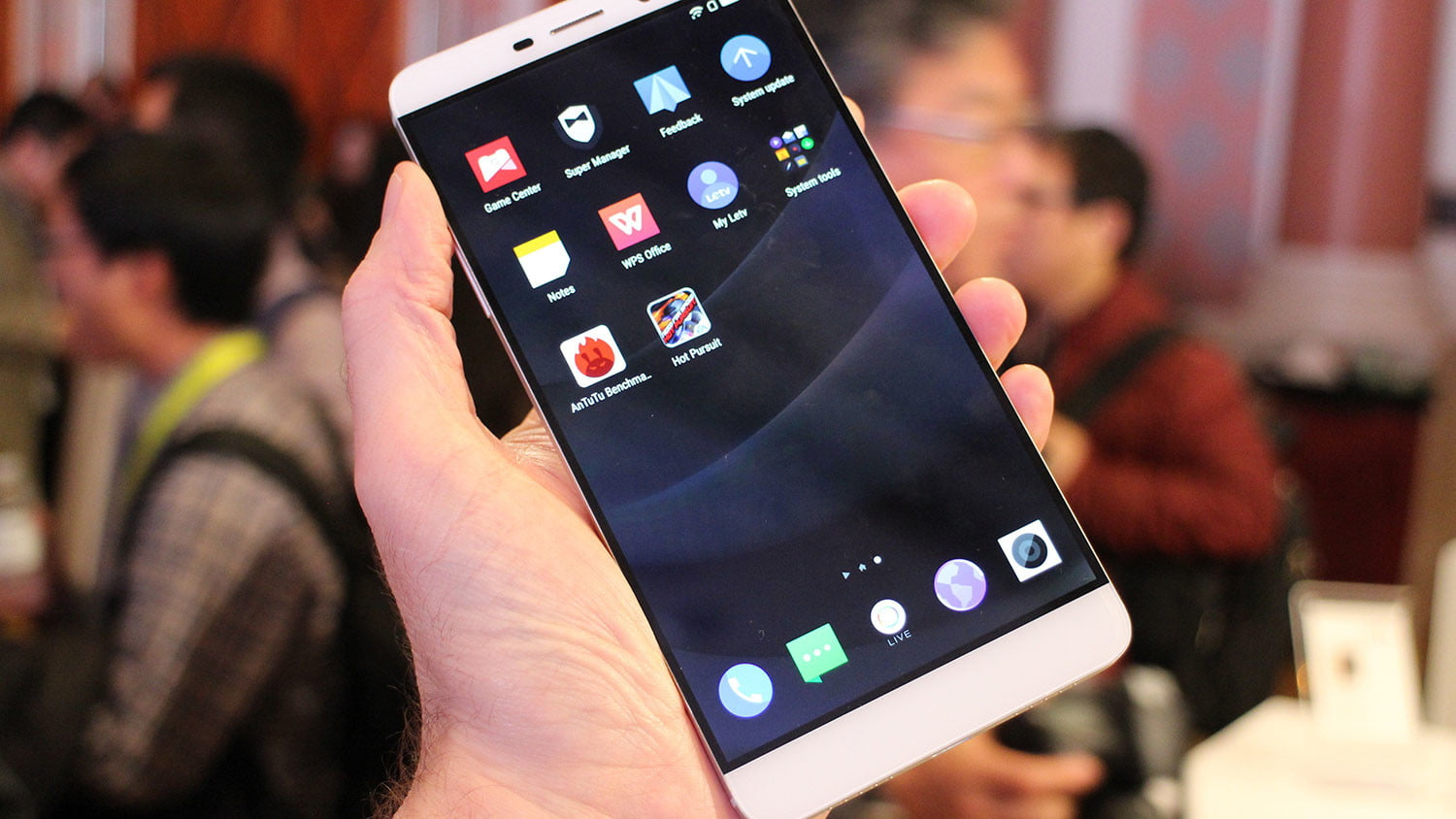 letv le max pro hands on 9829