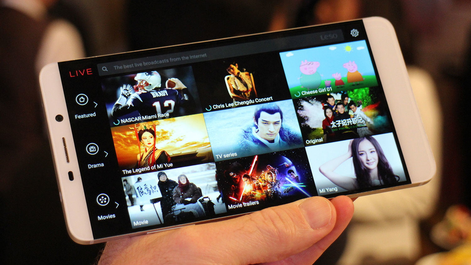 letv le max pro hands on 9834