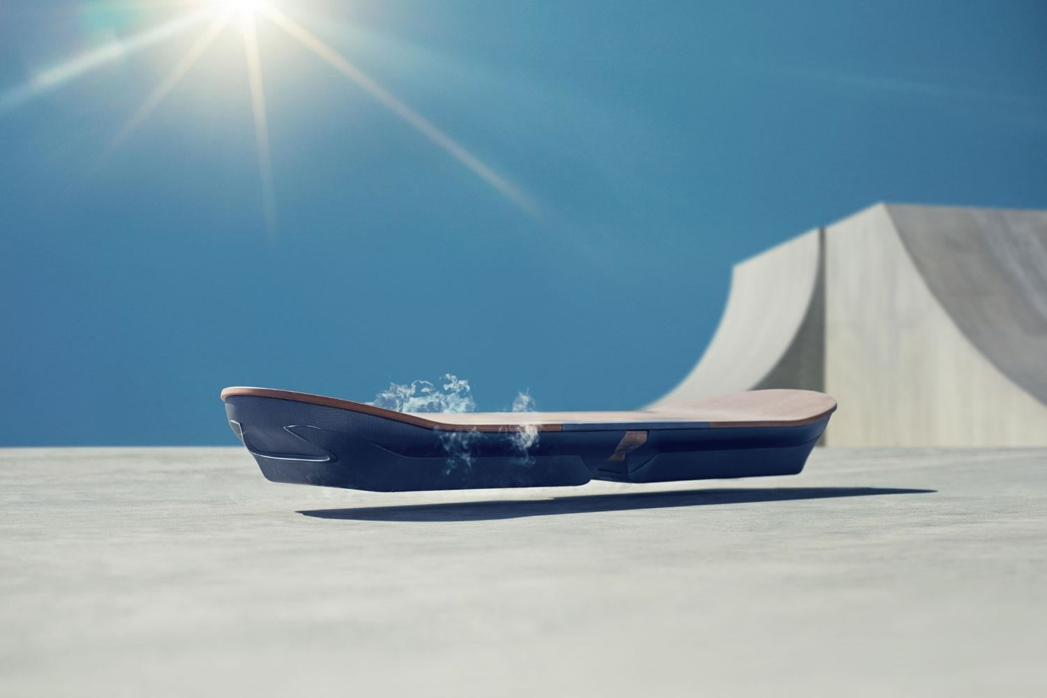 lexus hoverboard news pictures video slide hoverpark 2
