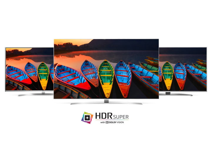 lg 2016 super uhd 4k hdr tv lineup pricing availability 2