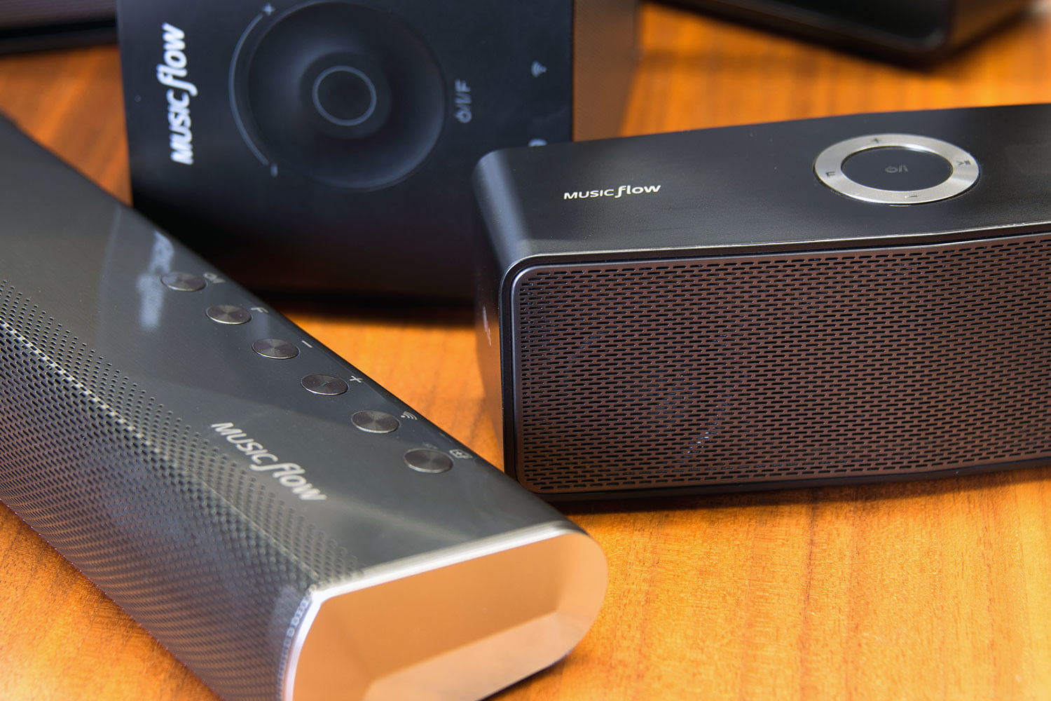 lg music flow hands on review musicflow logos