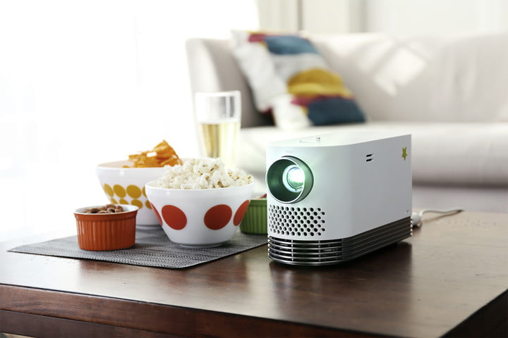 lg probeam compact laser projector available header