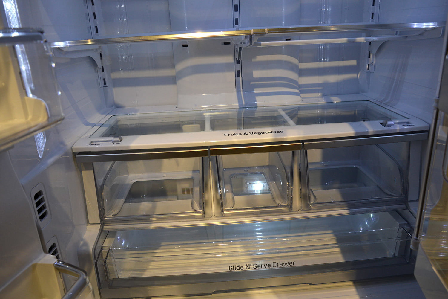 signature is a luxury smart appliance brand from lg kitchen suite built in side by refrigerator 0353