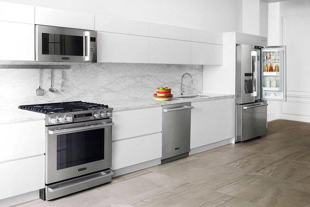 signature is a luxury smart appliance brand from lg kitchen suite 2