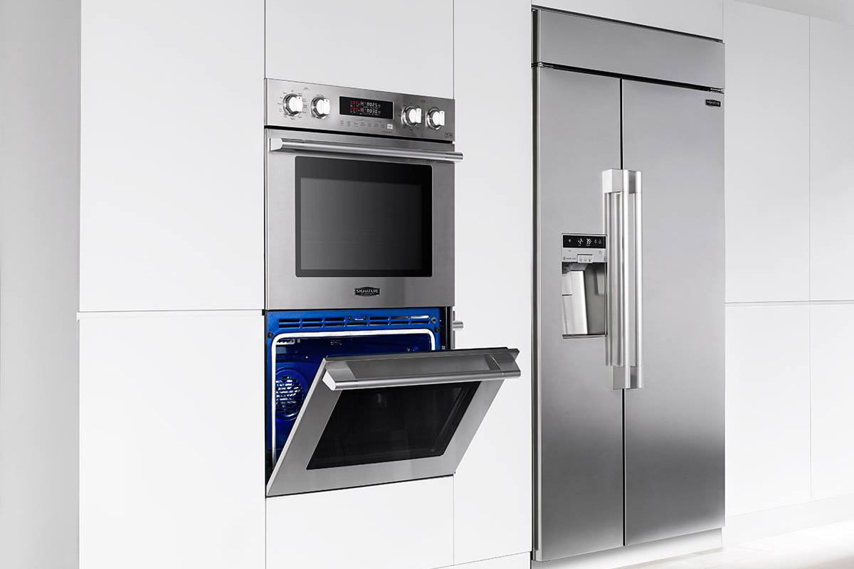 signature is a luxury smart appliance brand from lg kitchen suite 6