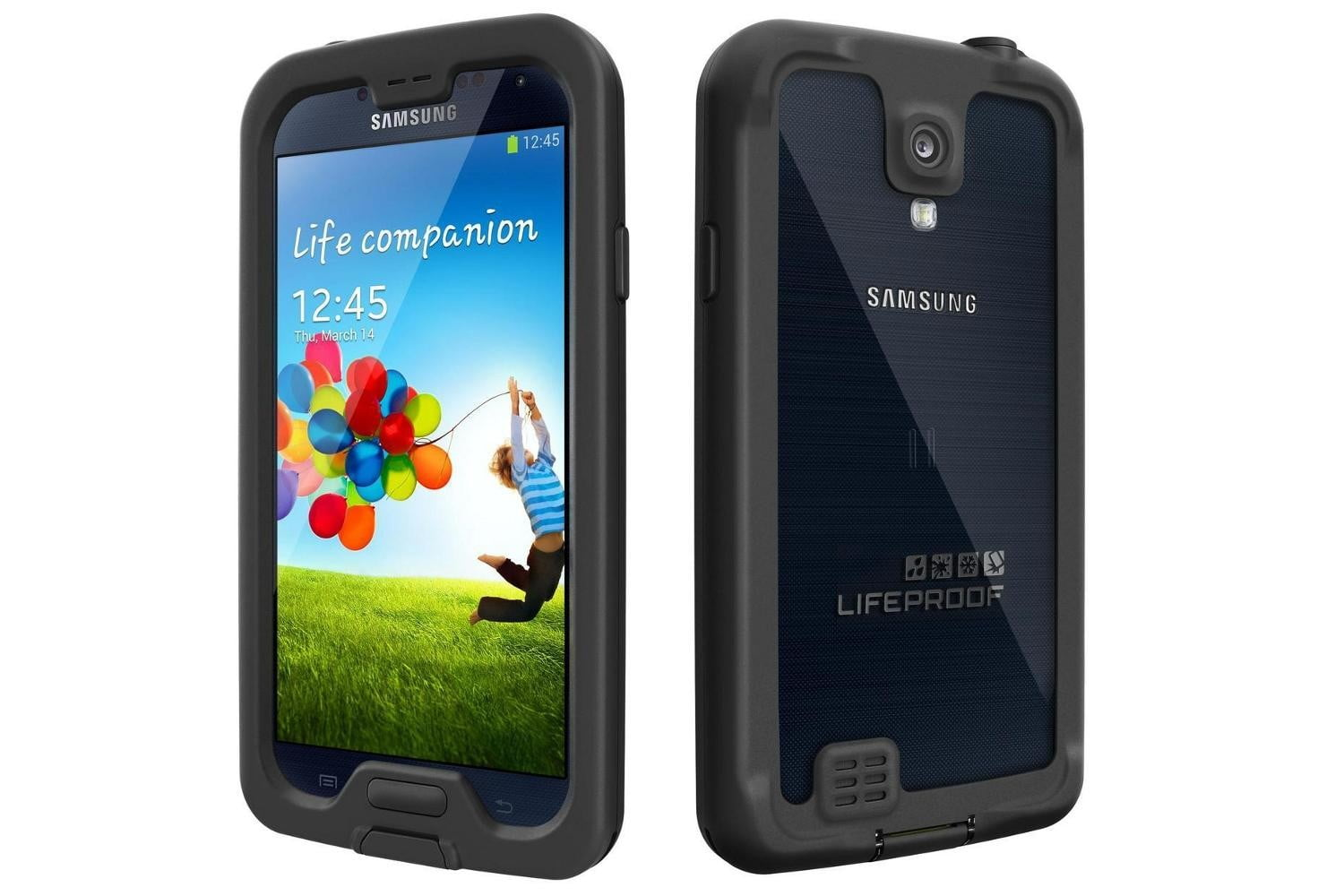 best galaxy s4 cases lifeproof fre case