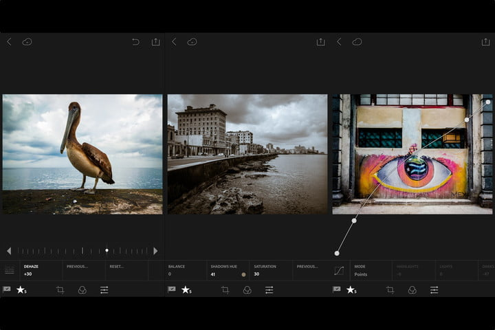 adobe photoshop lightroom for android 2 0 screenshots