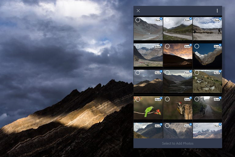adobe lightroom android 22 raw support lightroommobile