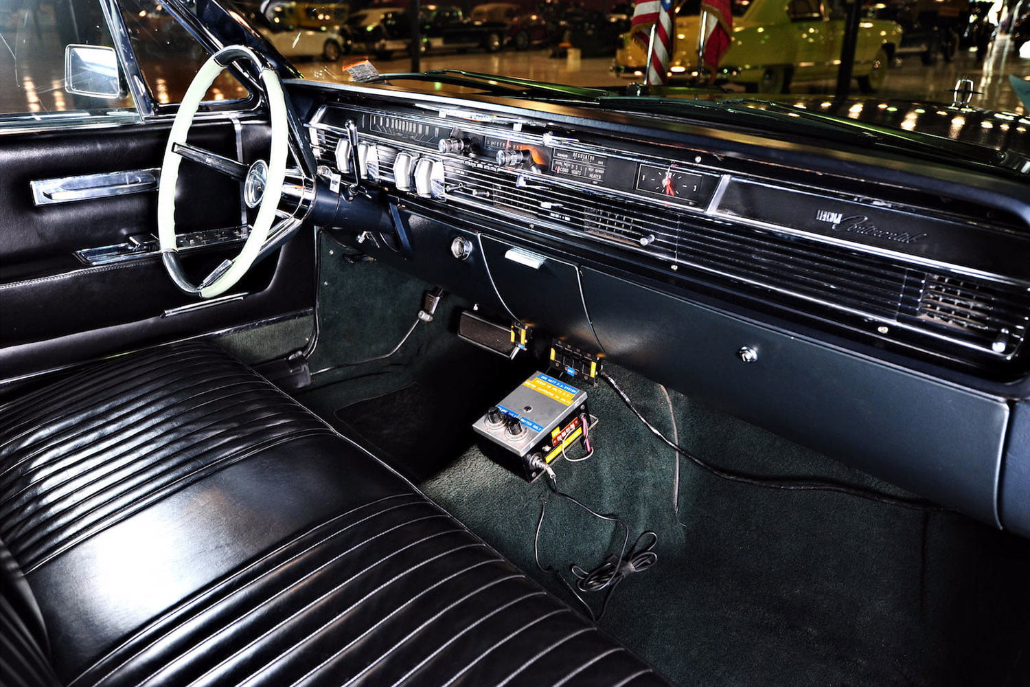 10 sweet popemobiles that will make you wish held the keys of heaven lincoln continental limousine  1964 5