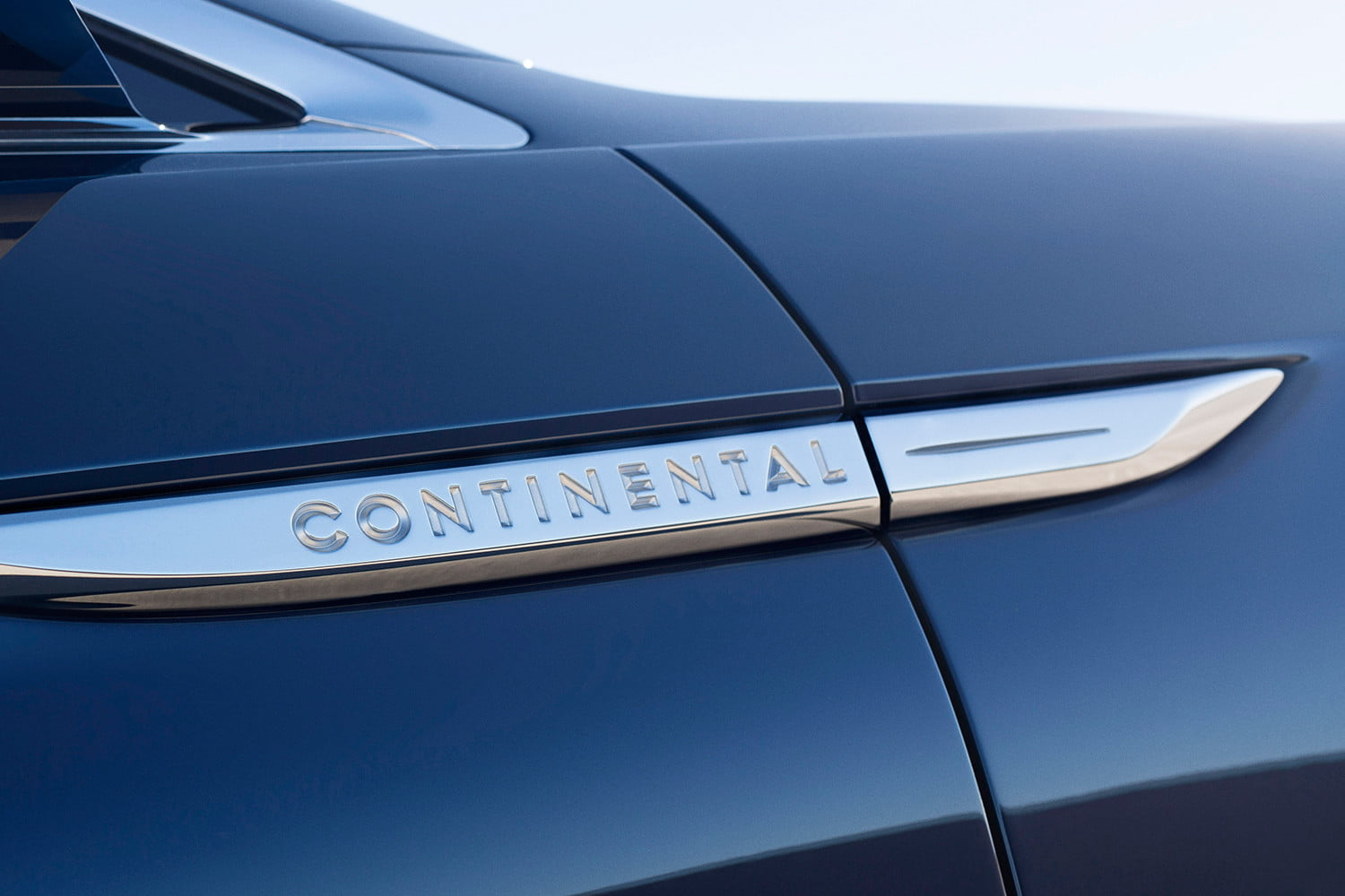 top 5 concept cars of 2015 opinion pictures specs lincolncontinentalconcept 10 detail badgeb