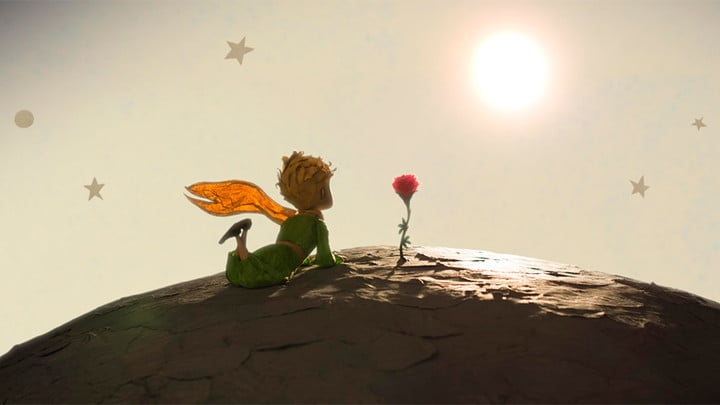 The Little Prince on Netflilx