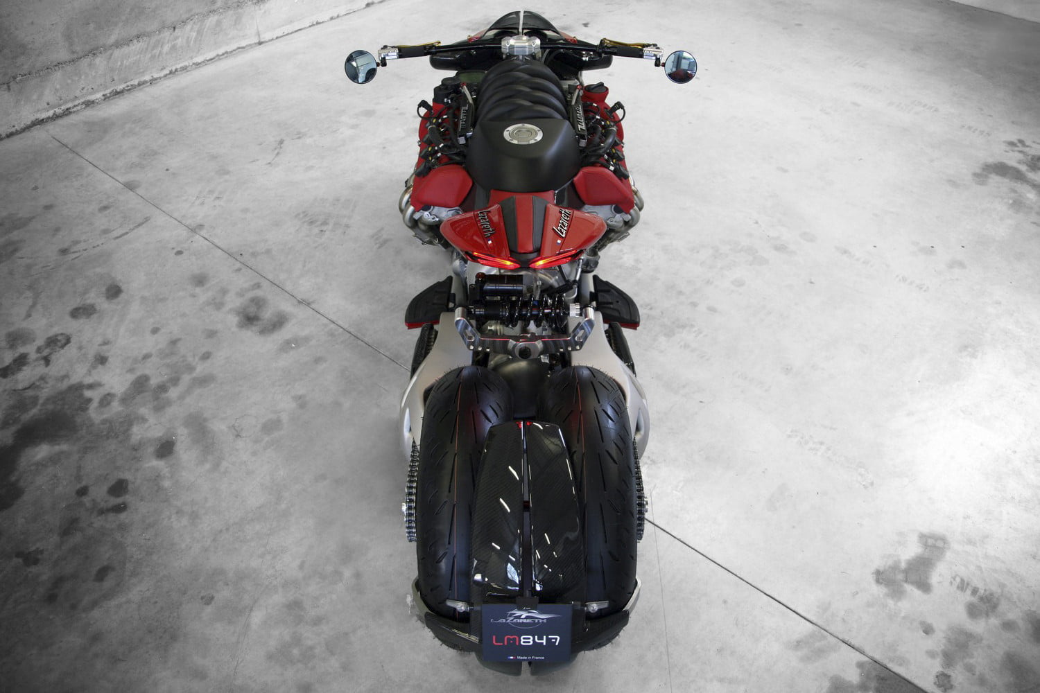 most expensive motorcycles in the world lm847 lazareth 269