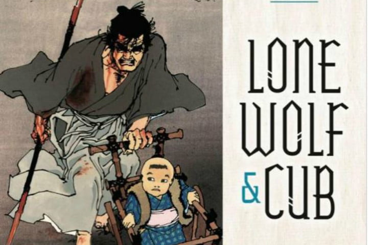 lone wolf and cub writer andrew kevin cub2