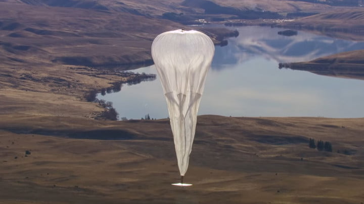 googe parent alphabet to deploy loon ballons over puerto rico