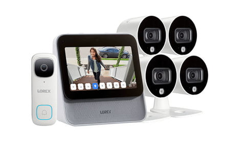 Secure your home during the Lorex Smart Home Solutions week sale