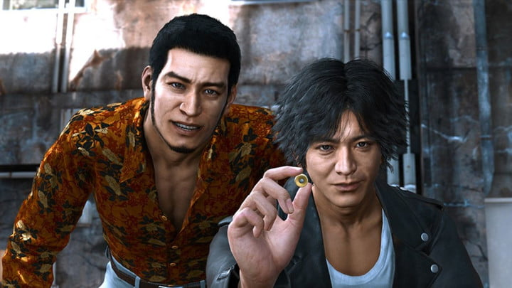 Main characters of Lost Judgment.