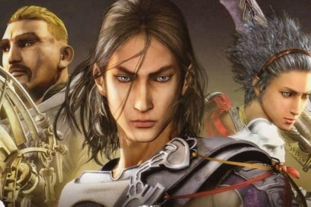 Main characters of Lost Odyssey.