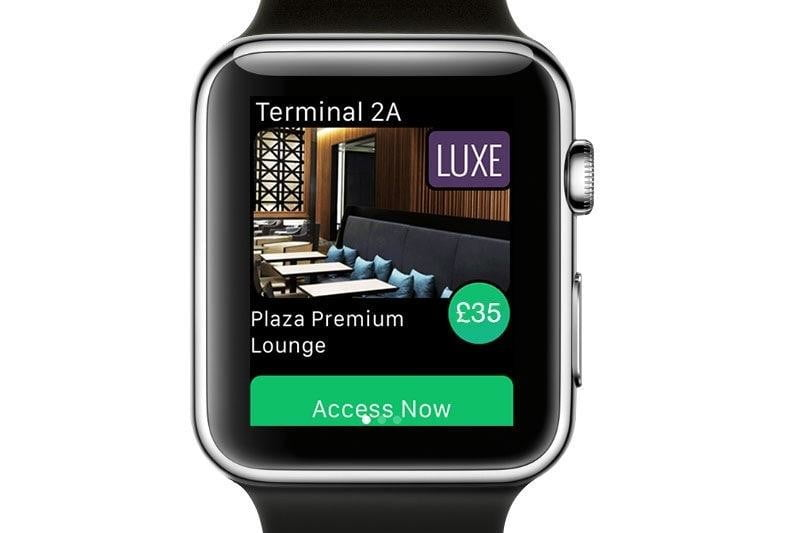 loungebuddy booking now apps on apple watch ease the stress of travel frontblack lounge profile
