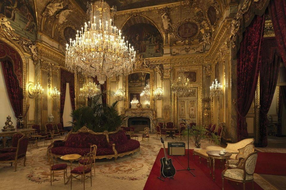 airbnb contest louvre 2019 living room