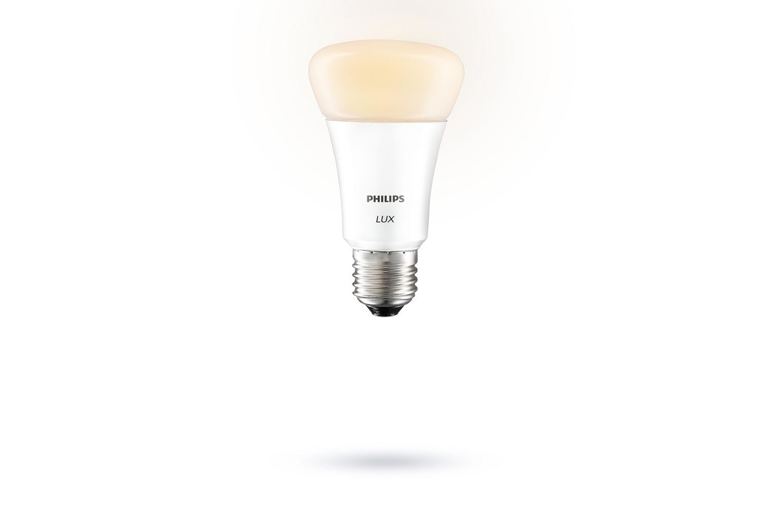 lux bulb on