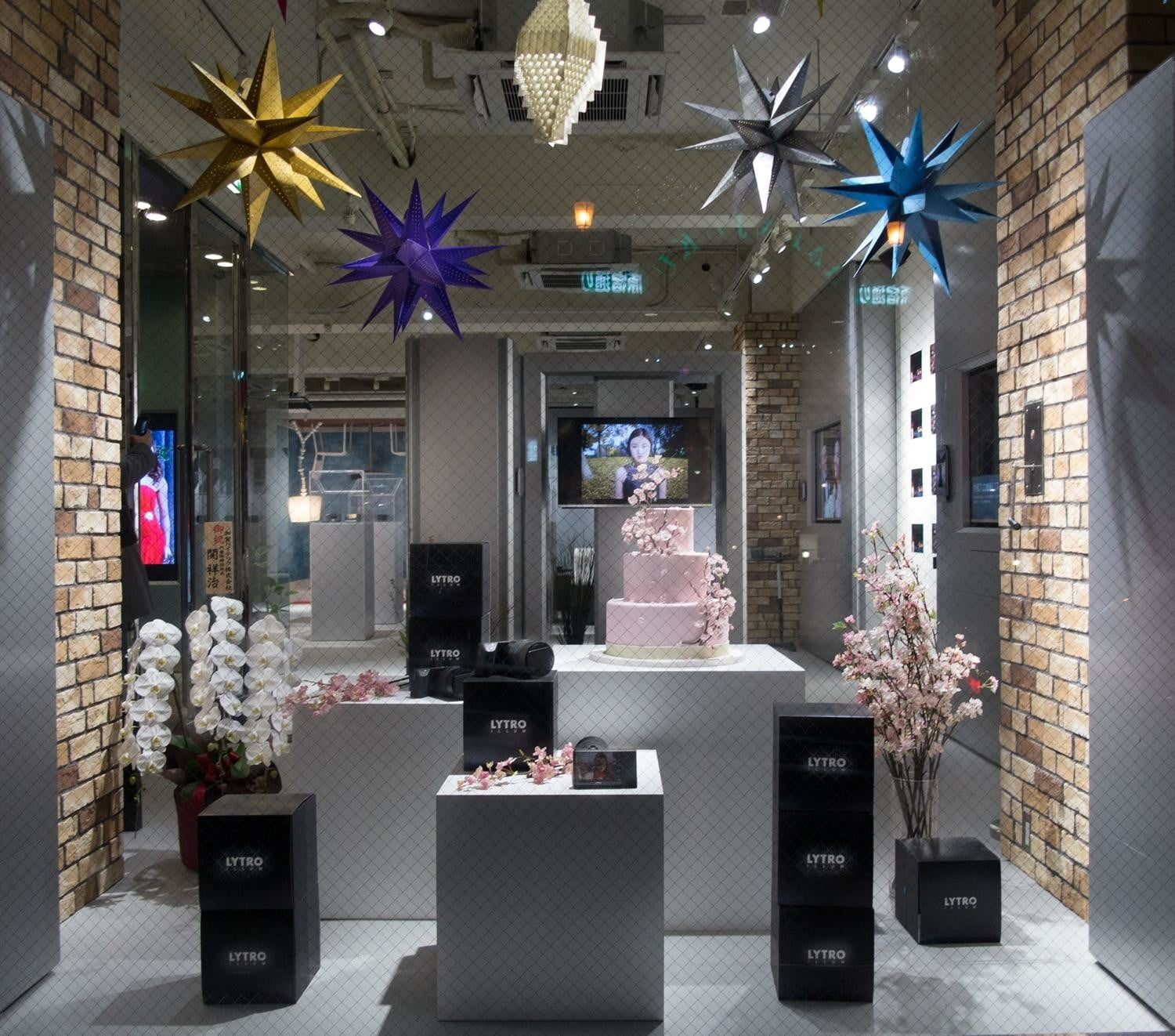 lytro opens tokyo storefront as light field experience center store 2