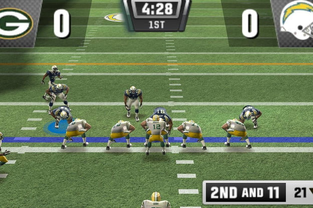 madden nfl football 3ds review 11