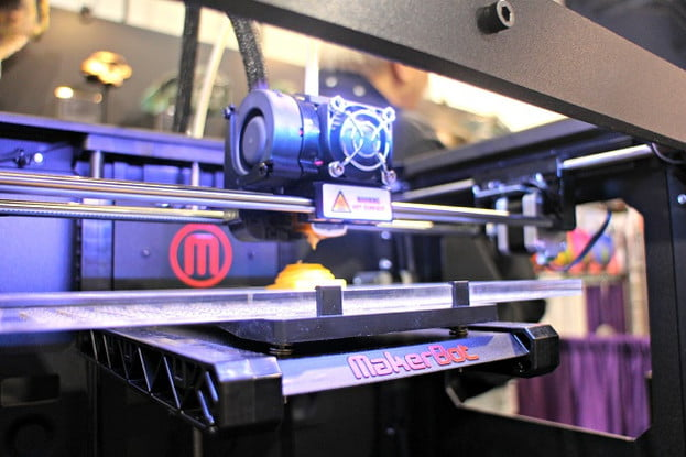 makerbot at ces