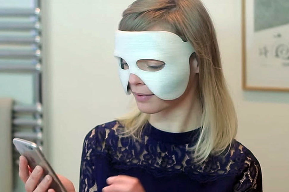 awesome tech you cant buy yet january 3 mapo  connected beauty mask