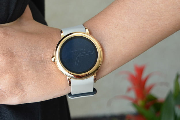 marc jacobs riley touchscreen smartwatch review feat