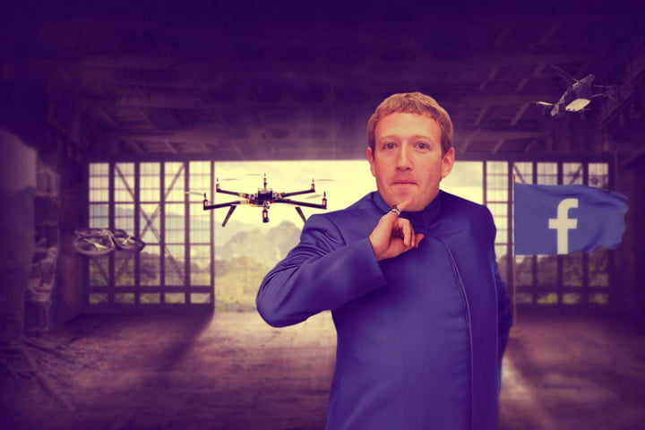 facebook to start testing wi fi drones next year mark zuckerberg internet laser for good or evil 2