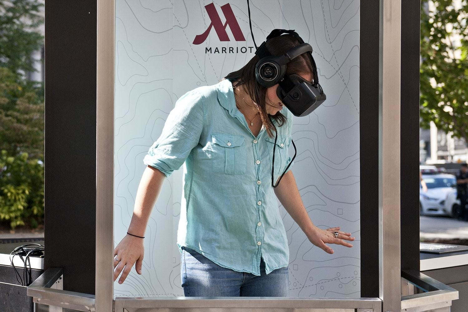 how virtual reality will change gaming movies sports travel marriott oculus 11